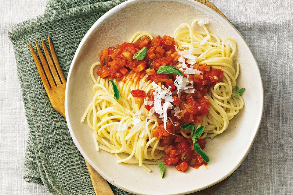 Spaghetti-Rezepte