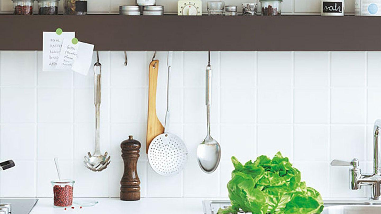 Einrichten: Küche verschönern: 16 kreative Tipps  BRIGITTE.de
