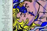 Roy Lichtenstein: We Rose Up Slowly (Wir tauchen langsam auf), 1964