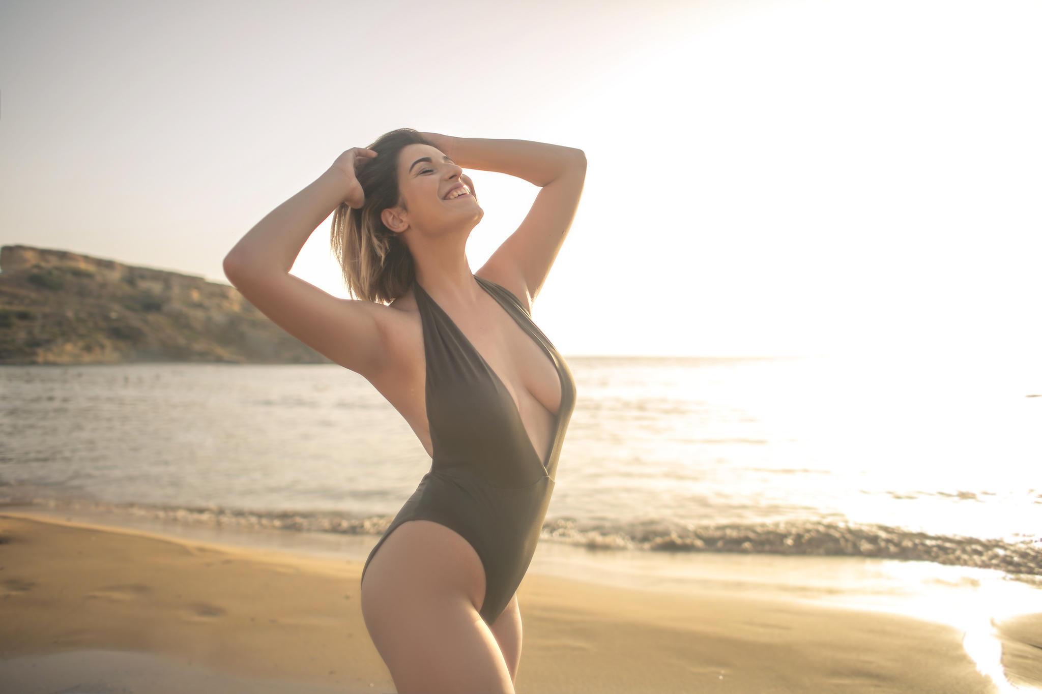 Diese Bikinis bringen Kurven zur Geltung