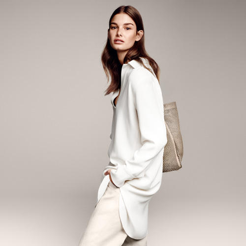Mode News Die H M Modern Classic Style Essentials 2015