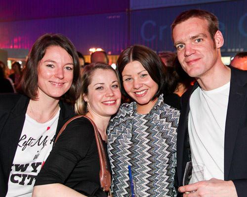Anika Richter (Colgate Palmolive), Jennifer Bohr (Colgate Palmolive), Lydia Lehmann (Colgate Palmolive), Tobias Ottmann (Colgate Palmolive)