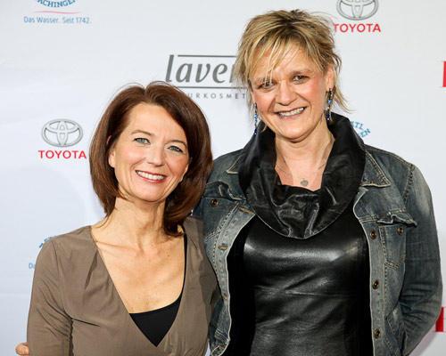 Iris Müller, Sabine Kästner-Schlemme (Laverana)