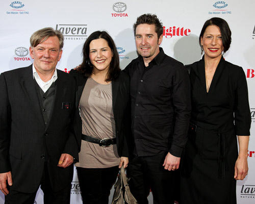 Holger Nickelé, Frau von Sven Lukas, Sven Lukas (Carat), Andrea Freese