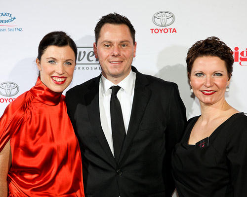 Anja Dressler, Frank Knebel (Universal McCann), Claudia Albers