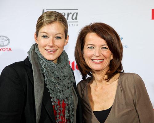 Tina Wolf (BDF), Iris Müller