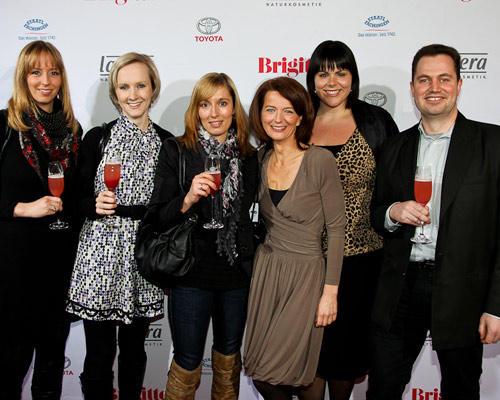Meike Hillerns (Carat), Mareike Ernst (Carat), Janina Burchard (Carat), Iris Müller, Bernadette Schmitz (Carat), Andreas Arnold (Carat)