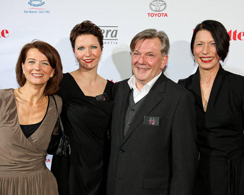 Iris Müller, Claudia Albers, Holger Nickelé, Andrea Freese