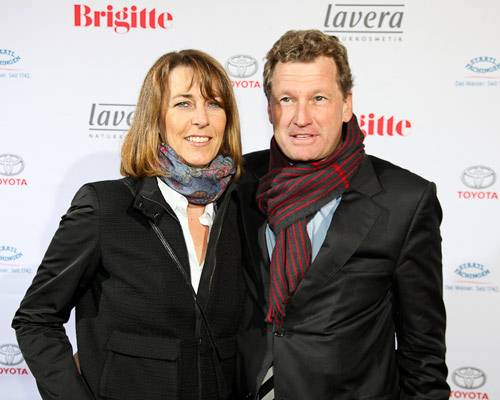 Dr. Bernd Buchholz und Inga Jensen-Buchholz