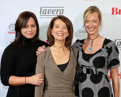 Vanessa Steiner (Carat), Iris Müller, Carola Schulz (Carat)