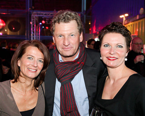 Iris Müller, Bernd Buchholz, Claudia Albers
