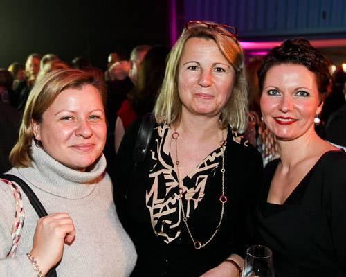 Sandra Kaniecki (Carat), Katja Kahlfuss (Carat), Claudia Albers