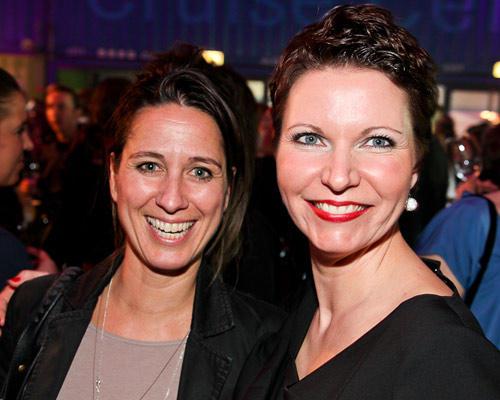 Andrea Lang (EF Sportswear), Claudia Albers