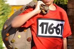 Tolles Kinderkostüm für freche Jungs: Panzerknacker