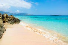 Die schönsten Strände der Welt: 10) Strand von Elafonisi, Kreta