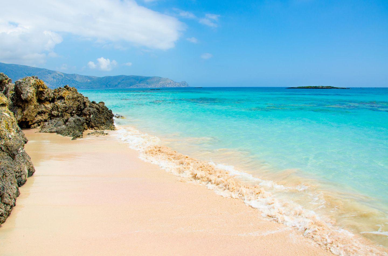 Die schönsten Strände der Welt: Strand von Elafonisi, Kreta