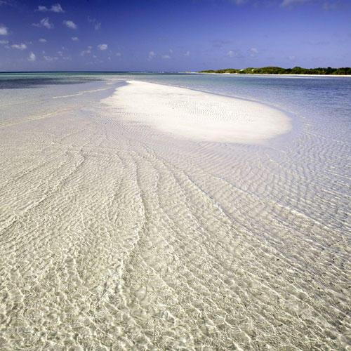 Die schönsten Strände der Welt: 8) Playa Flamenco, Puerto Rico