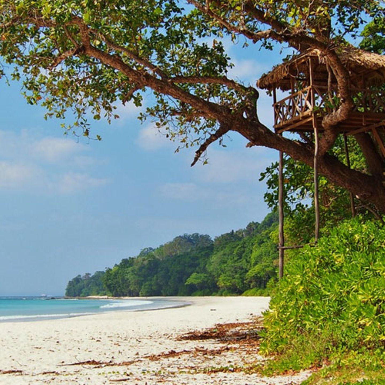 Die schönsten Strände der Welt: Radhanagar Beach, Indien