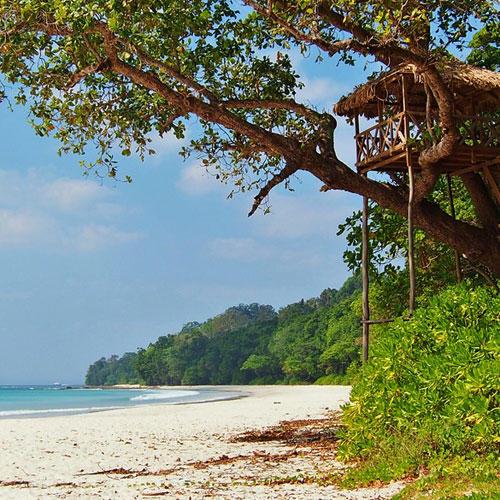 Die schönsten Strände der Welt: 12) Radhanagar Beach, Indien