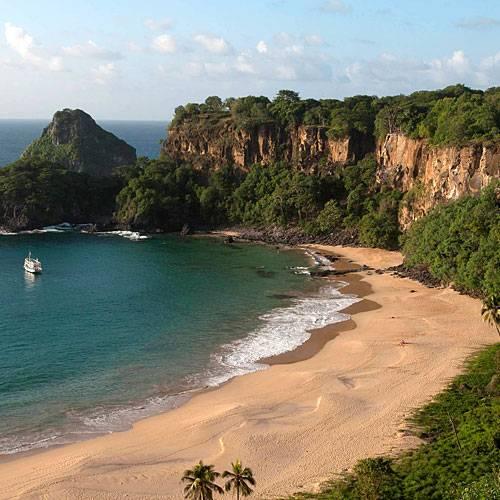 Die schönsten Strände der Welt: Baia do Sancho, Brasilien