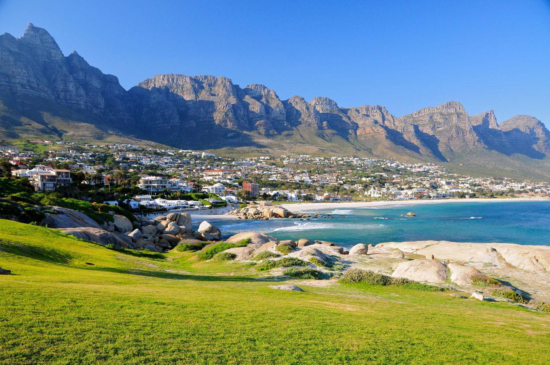 Die schönsten Strände der Welt: Camp's Bay Beach, Südafrika