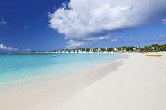 Die schönsten Strände der Welt: 2) Grace Bay, Providenciales