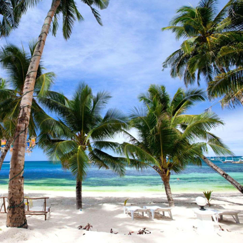 Die schönsten Strände der Welt: White Beach, Philippinen