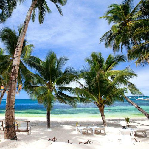 Die schönsten Strände der Welt: 7) White Beach, Philippinen