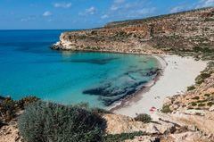 Die schönsten Strände der Welt: 3) Spiaggia dei Conigli, Italien