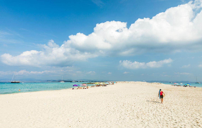 Die schönsten Strände der Welt: Playa de ses Illetes, Formentera