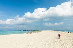 Die schönsten Strände der Welt: 5) Playa de ses Illetes, Formentera