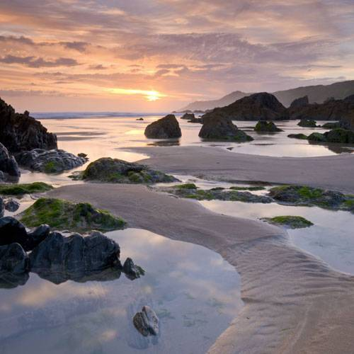 Die schönsten Strände der Welt: 13) Woolacombe Beach, Großbritannien