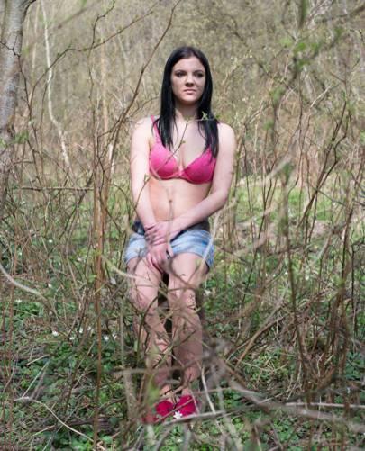 Vanessa, 18 Jahre, Automechanikerin