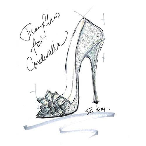 Cinderellas Glas Schuh Schuhdesigner Auf Cinderellas Spuren