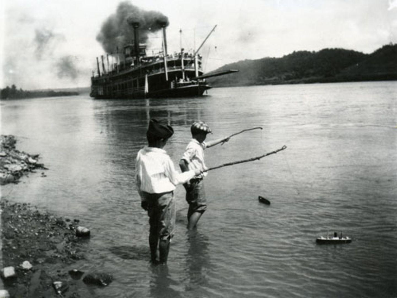 1919: Dampf ablassen in Indiana