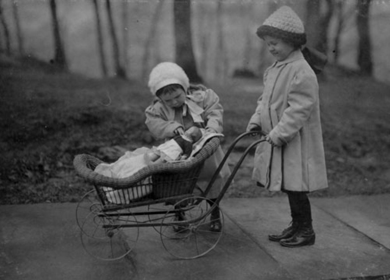 1912: Puppenmütter in New York