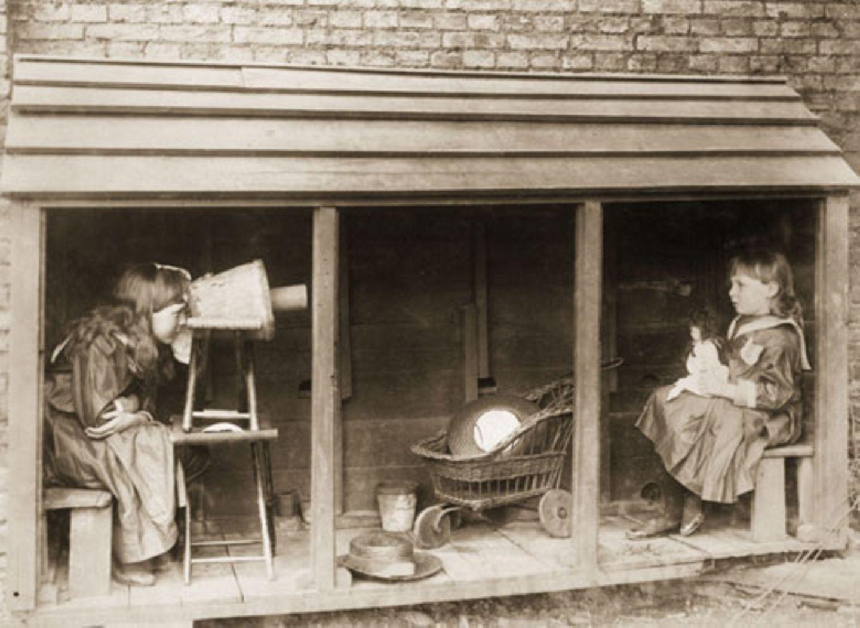 1887: Ich habe heute ein Foto für dich