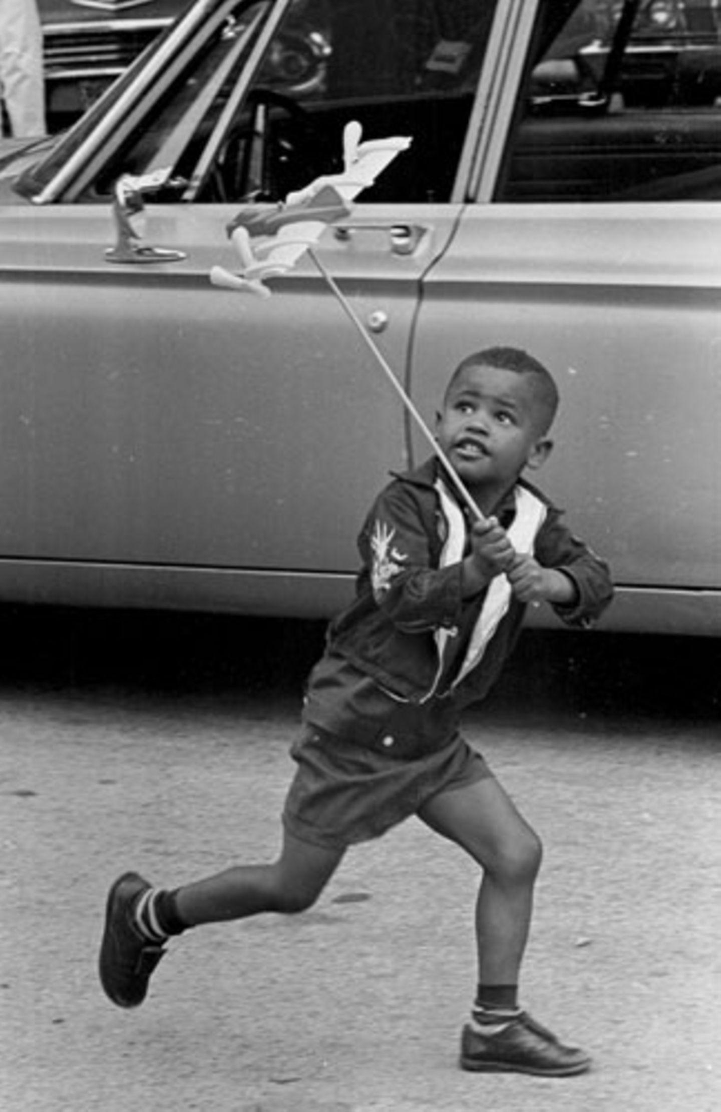 1965: Abflug in Chicago