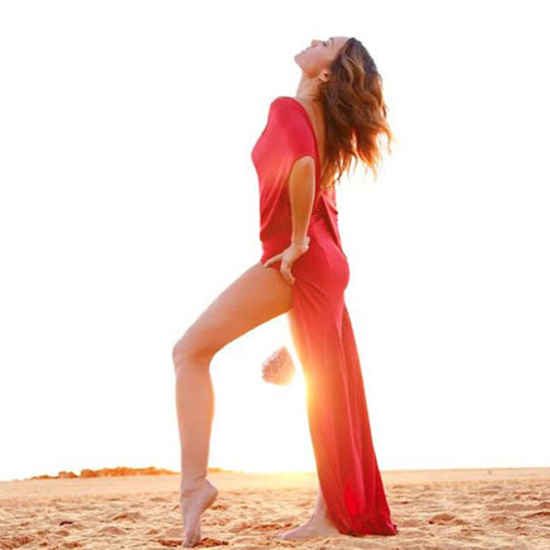 Gewichtheben per Vagina: Die Fotos zum Durchklicken