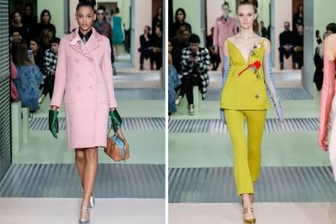 Der Winter 2015/2016 wird bei Prada verdammt cool