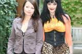 """Stars: """"Manchmal tut es mir leid, dass meine Mutter nicht immer die Gabe hat, ihre Botschaft so zu formulieren, dass die Leute sie verstehen."""" Cosma Shiva Hagen, 33, Schauspielerin (""""7 Zwerge""""), über ihre prominente Mutter, die Punk-Rock-Sängerin Nina Hagen, 59"""