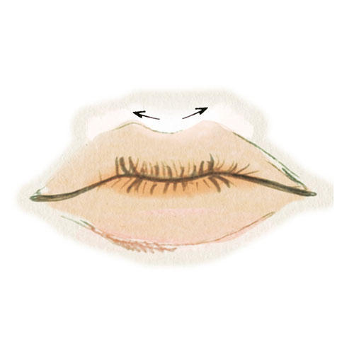 make up tipps lippen betonen mit wow effekt. Black Bedroom Furniture Sets. Home Design Ideas
