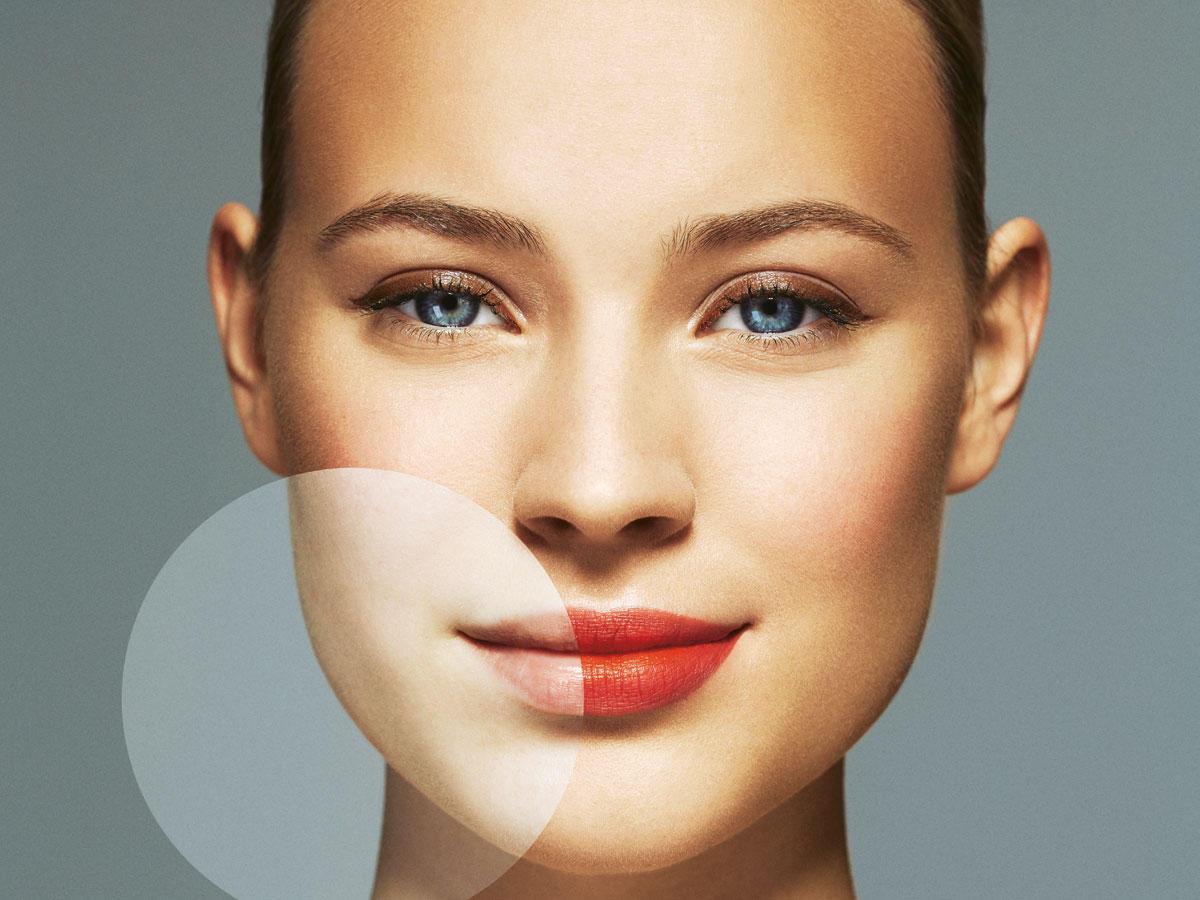 Lippen betonen mit Wow-Effekt