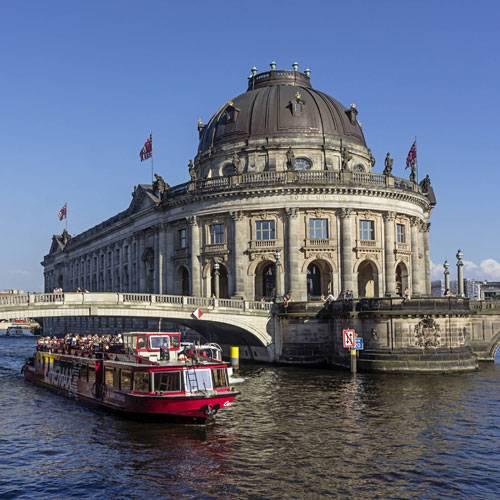 8. Berlin vom Wasser aus kennenlernen