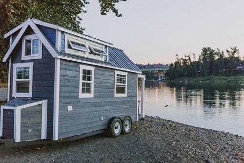 mini mobile homes in dieses mini haus wollt ihr sofort einziehen. Black Bedroom Furniture Sets. Home Design Ideas