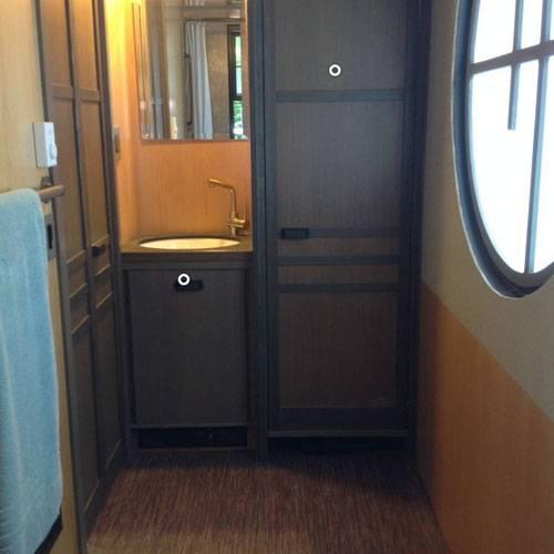 Wohnen kleines haus mit viel platz 26 quadratmeter gl ck for Badezimmer 6 quadratmeter