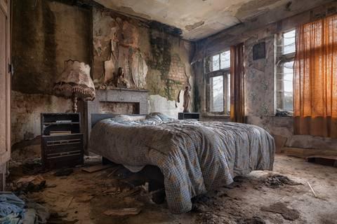 Diese verlassenen Häuser sind gespenstisch schön