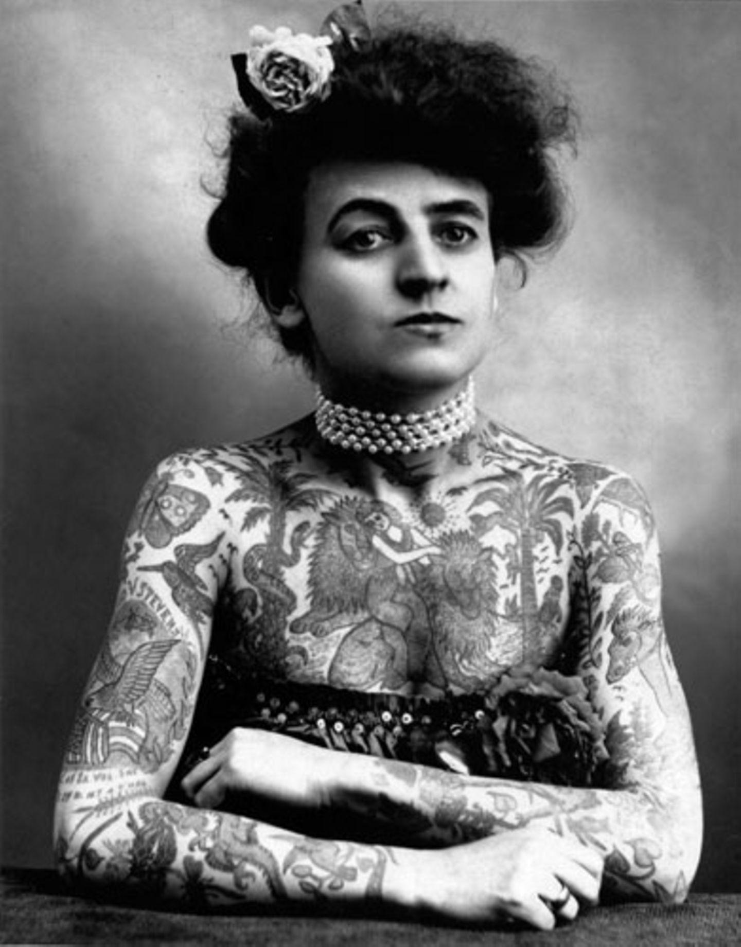 Maud Stevens Wagner, 1877-1961