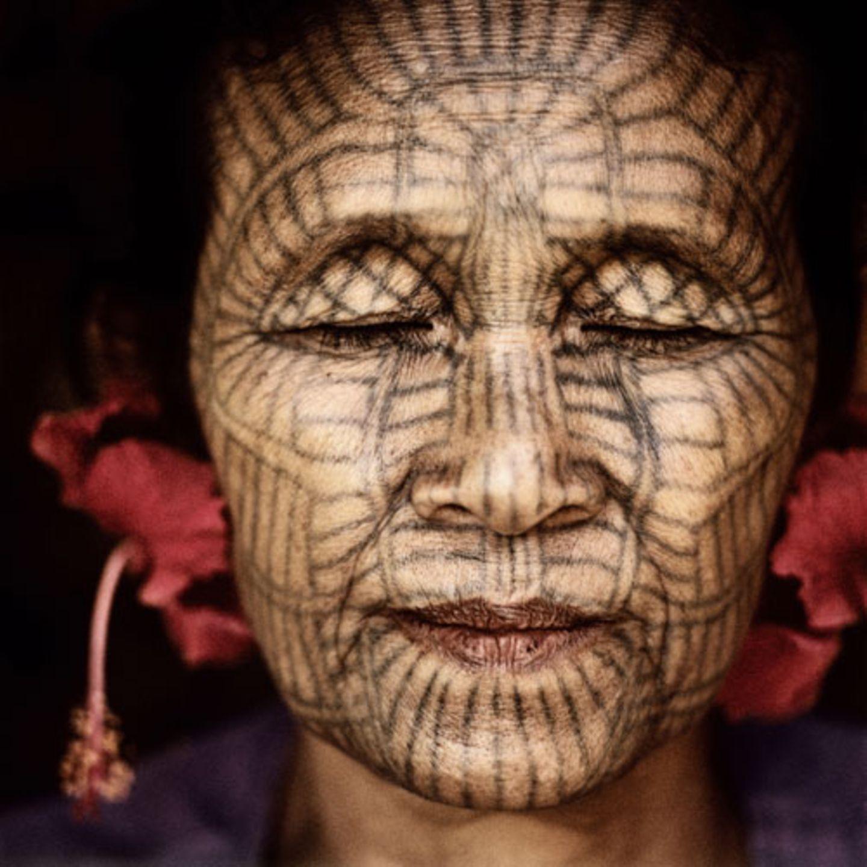 Ma Hla Oo aus Laytu-Chin, Nördliches Rakhine, Burma