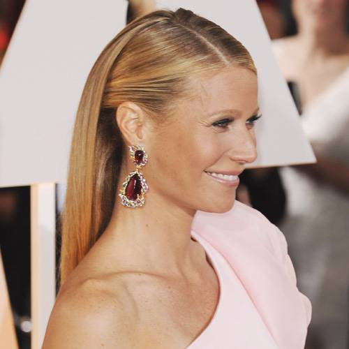 Oscar-Frisuren 2015: Gwyneth Paltrow